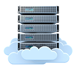 Virtual server graphic
